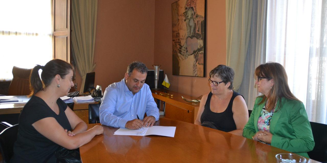 El Ayuntamiento de La Laguna renueva su colaboración