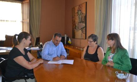 Nuevo convenio firmado con la Obra social La Caixa