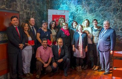 Ganadores del VI Premio Cepsa al Valor Social