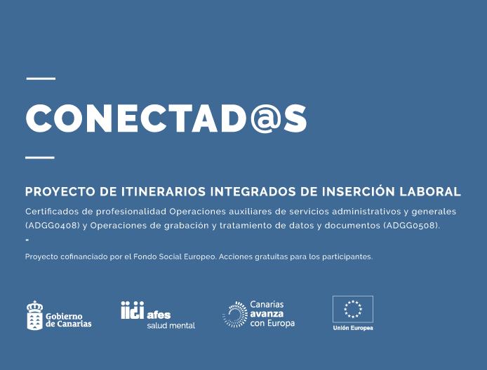 AFES Salud Mental apuesta por la inserción laboral con nuevo proyecto: Conectad@s