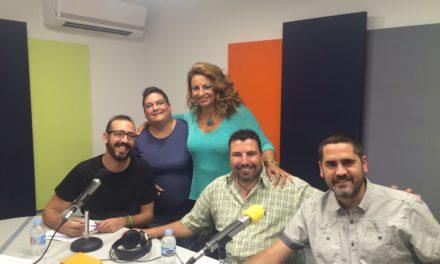 La Consejería de Empleo, Políticas Sociales y Vivienda, apoya Radio Himalia.