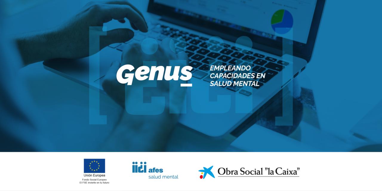Genus, un nuevo proyecto de inserción socio laboral