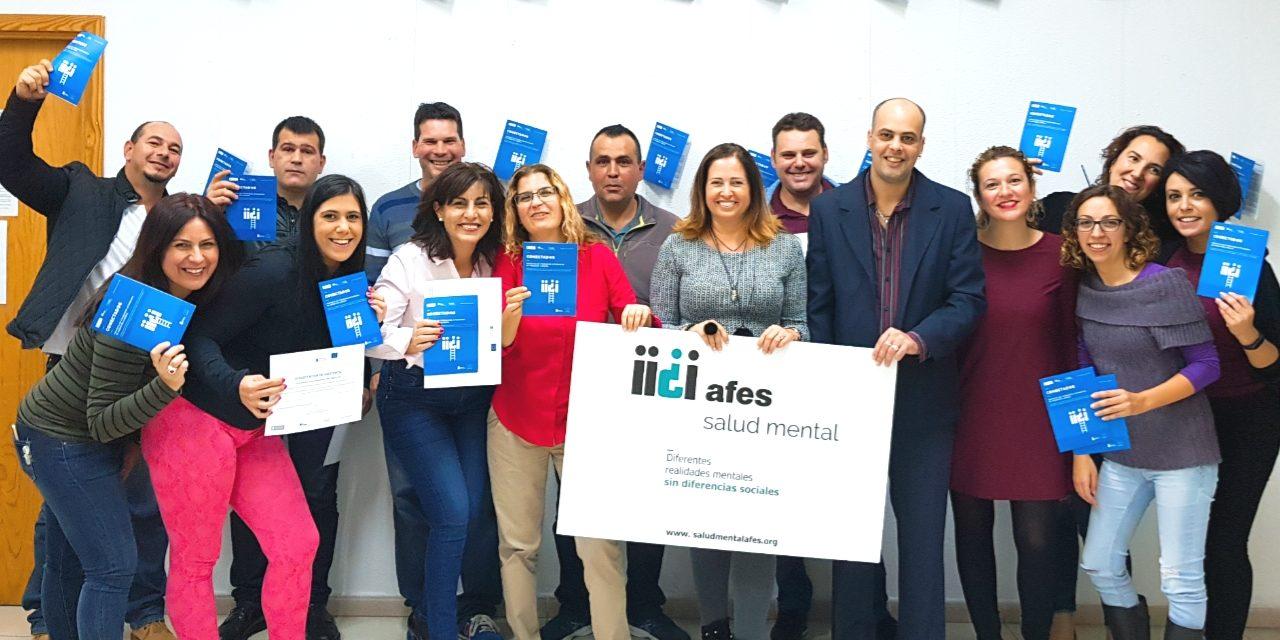 Finaliza Conectad@s, con éxito en el empleo para la salud mental