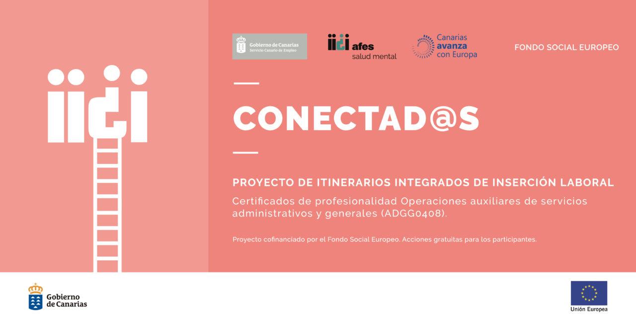 Avanza Conectad@s. Paso a paso hacia el empleo