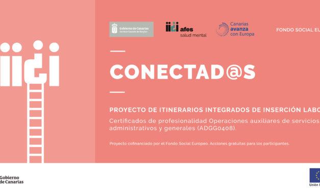 Conectad@s cosecha éxitos en empleo y salud mental