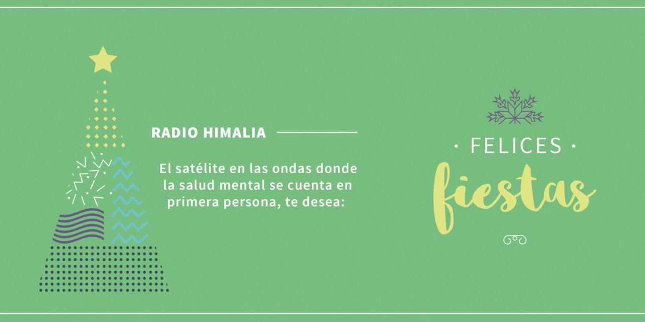 Último despegue del año en Radio Himalia