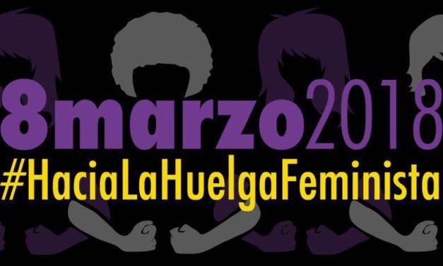Nos sumamos a la Huelga Feminista. Nuestras razones.