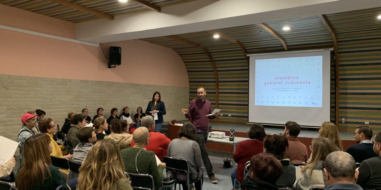"""""""La igualdad es uno de los valores en el día a día de la entidad""""                                   Asamblea General Ordinaria AFES SALUD MENTAL"""