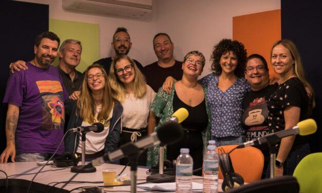 Radio Himalia, 100 programas y más