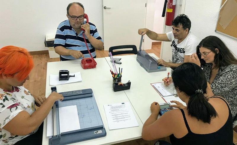 Conecta2 implica trabajar en equipo con el alumnado.