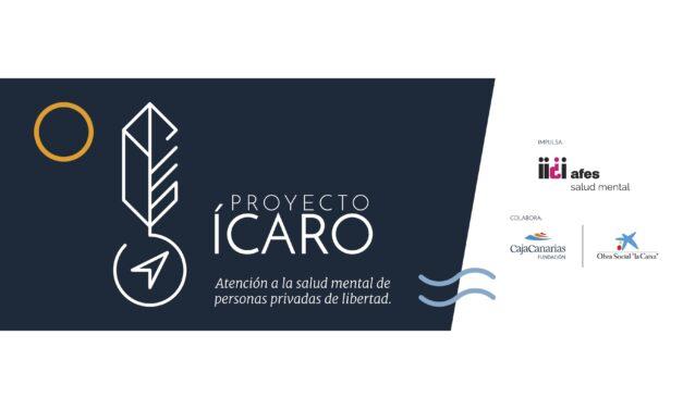 Proyecto Ícaro: la reincorporación en la comunidad de la población reclusa con problemas de salud mental.