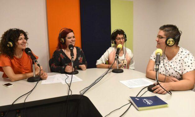 La salud mental al frente de los micrófonos del Espacio Violeta de Radio Himalia