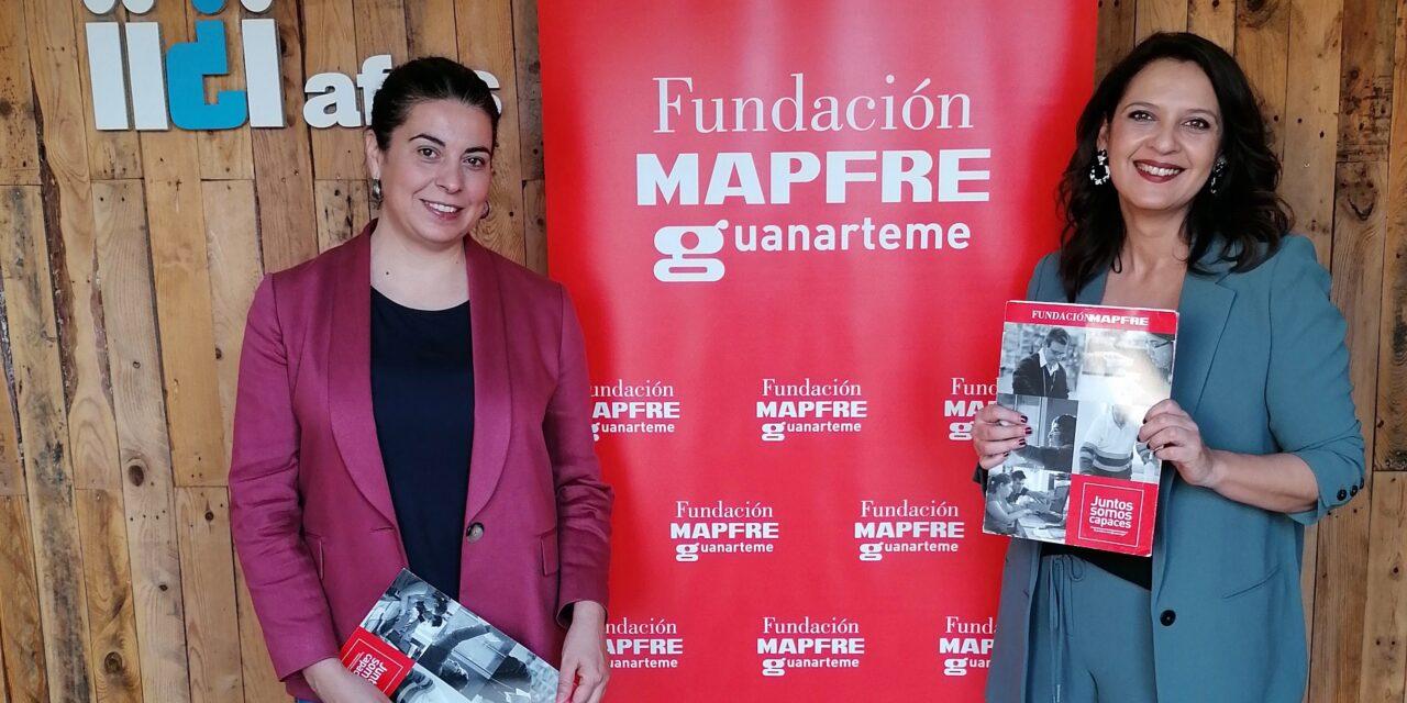 AFES SALUD MENTAL y Fundación MAPFRE Guanarteme, comprometidas con la integración laboral