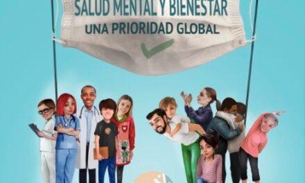 El Día Mundial de la Salud Mental 2020 ya tiene identidad visual