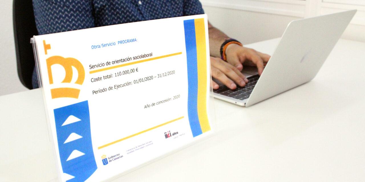 AFES Salud Mental ofrece más de 45 plazas de formación gracias a un nuevo proyecto