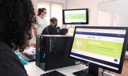 El proyecto de inserción laboral «Conectados» se amplía hasta 2021