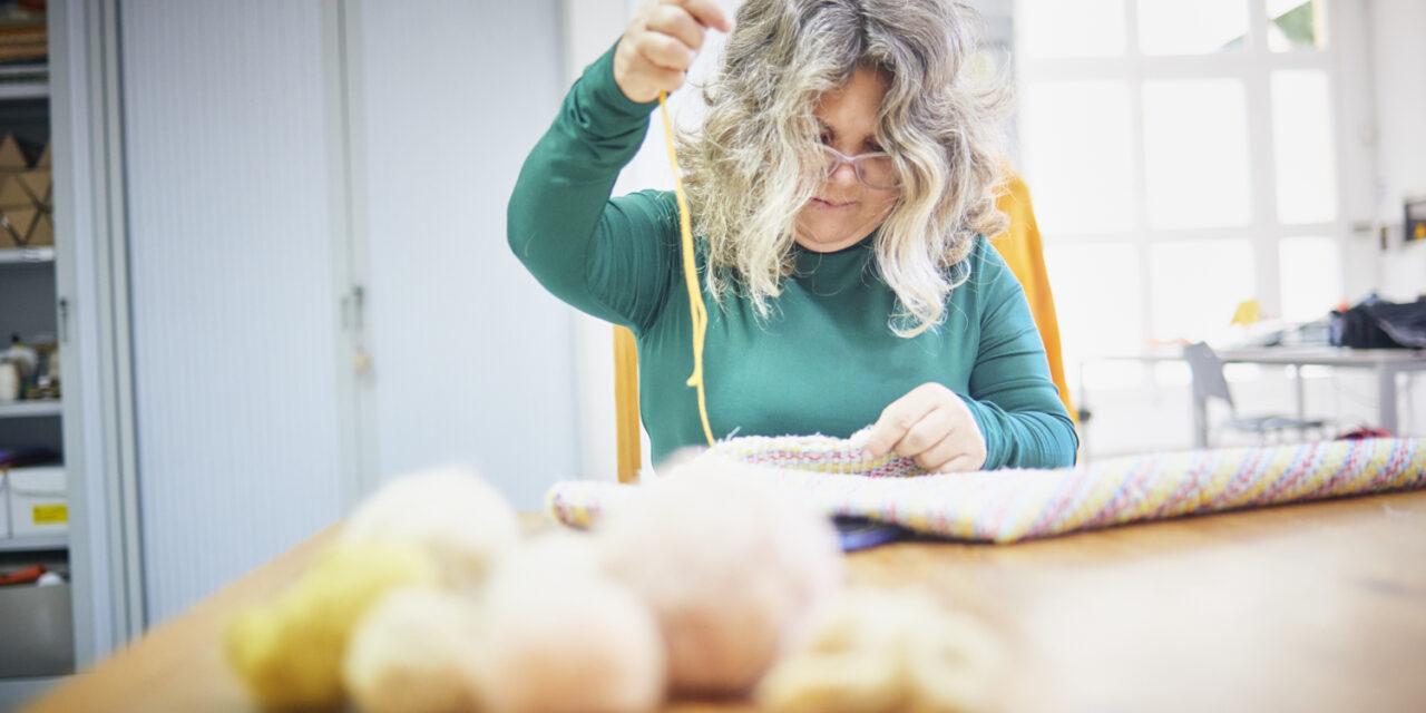 Los beneficios de la artesanía para la recuperación en salud mental