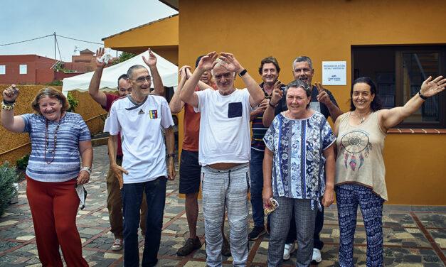 La residencia El Nogal, un hogar para las personas con problemas de salud mental